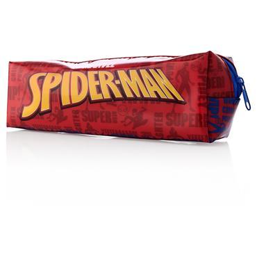 RECTANGULAR PVC PENCIL CASE - SPIDERMAN