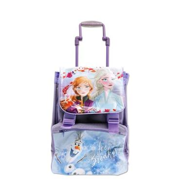 SQUARE 40cm TROLLEY BACKPACK - FROZEN 2