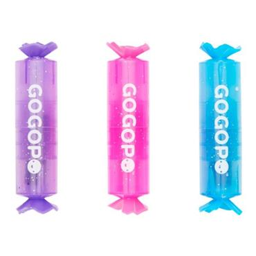 GOGOPO PKT.3 CANDY HIGHLIGHTERS