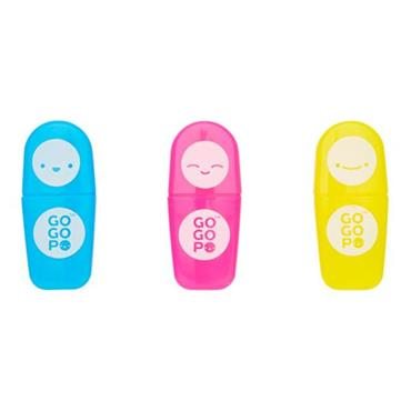 GOGOPO PKT.3 CHARACTER HIGHLIGHTERS
