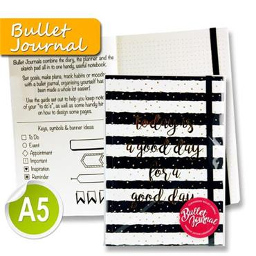I LOVE STATIONERY A5 200pg DOTTED JOURNAL