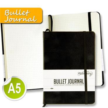 I LOVE STATIONERY A5 200 SHEETS BULLET JOURNAL
