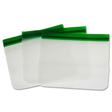 Premier Universal Box 3 20x19cm Reusable Eco Ziplock Bags