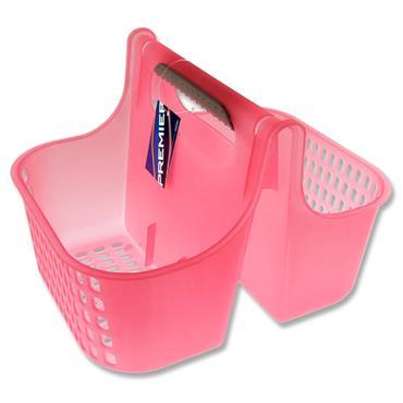 Premier Universal 270x213x185mm Storage Carry Basket - Pink