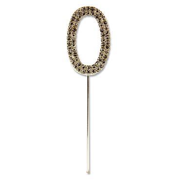 Icon Occasions 10.5cm Diamante Pick - Silver 0