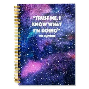 I Love Stationery A5 160pg Wiro Notebook - Trust Me..