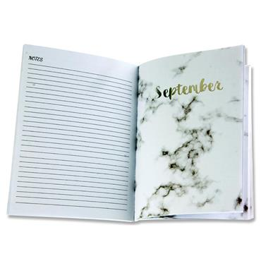 I Love Stationery A5 170pg Annual Planner Journal - The Best Is Yet To Come