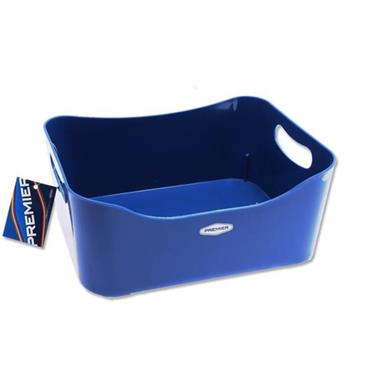 PREMIER UNIVERSAL 240x170x105mm STORAGE BOX SMALL - NAVY