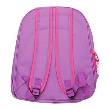 PREMIER HOOKED ON CHARMS BACKPACK - PURPLE