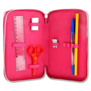 Lol Surprise 2 Tier Filled Pencil Case