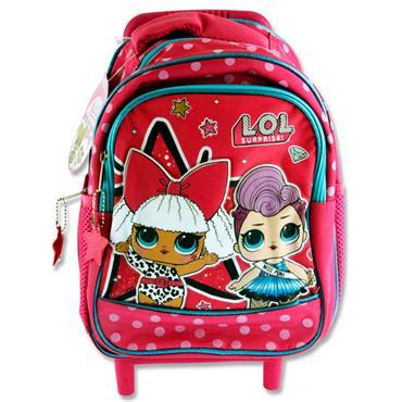 Lol Surprise 28cm Nursery Trolley Backpack