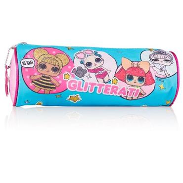 Lol Surprise Round Pencil Case - Glitterati