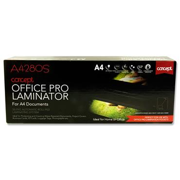Concept A4280s A4 Office Pro Laminator