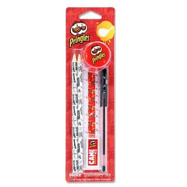 HELIX 6pce CARDED STUDENT SET - PRINGLES