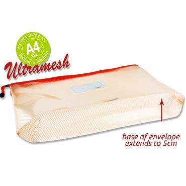 Premtone B4+ Ultramesh Expanding Wallet - Pumpkin