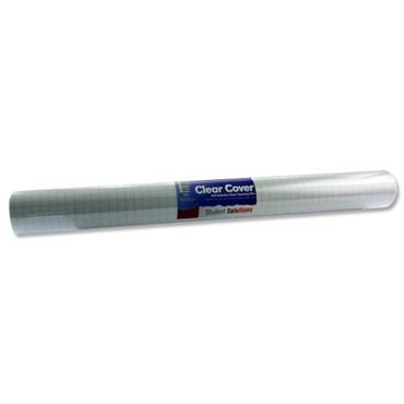 STUDENT SOLUTIONS CLEAR COVER - 10m x 50cm