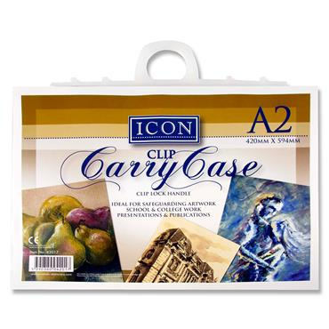 Icon A2 Carry Case With Handle