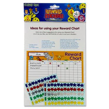 Clever Kidz Reward Chart