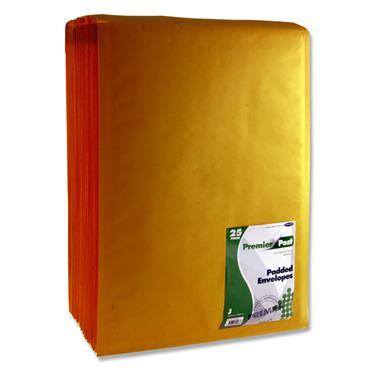 Premier Post Size J 320x455 Padded Envelope