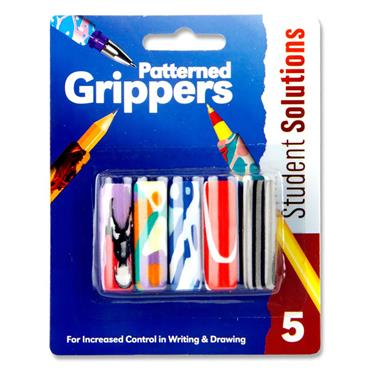 Student Solutions Card 5 Patterned Grippers