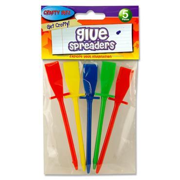 Crafty Bitz Pkt.5 Glue Spreaders