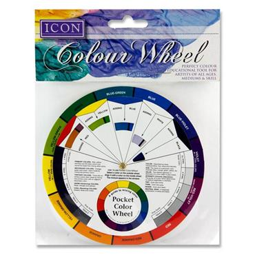 Icon 13cm Pocket Colour Wheel