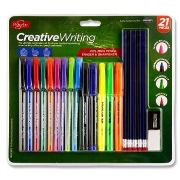 Pro:scribe 21pce Creative Writing Set