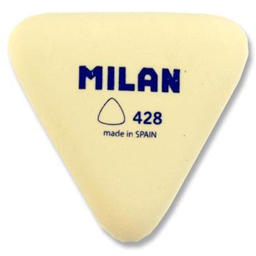 MILAN 428 TRIANGULAR ERASER CDU