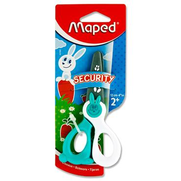 Maped Kidicut 12cm Security Safety Scissors