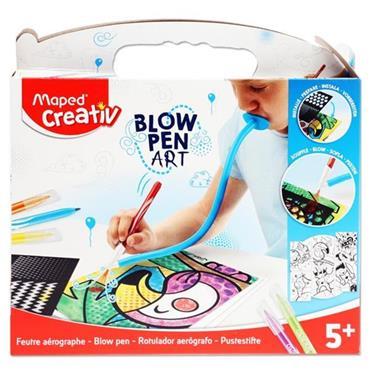 MAPED CREATIV BLOW PEN POP ART