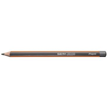 MAPED BLACK'PEPS JUMBO TRIANGULAR PENCIL - HB