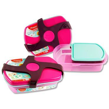 Picnik Concept Twist 1.78ltr Lunch Box - Pink