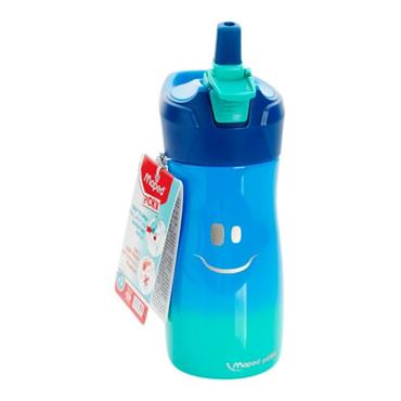 MAPED PICNIK CONCEPT KIDS 430ml WATER BOTTLE - BLUE