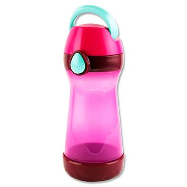 Picnik Concept 430ml Bottle With Handle - Pink