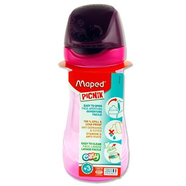 Picnik Origins 430ml Bottle - Pink