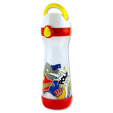 Picnik Concept 580ml Bottle With Handle - Comics