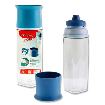 Maped Picnik Concept 500ml Bottle - Storm Blue