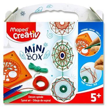 Maped Creativ Mini Box - Spiral Art