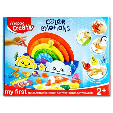 Maped Creativ Early Age - My First Color Emotions Rainbow