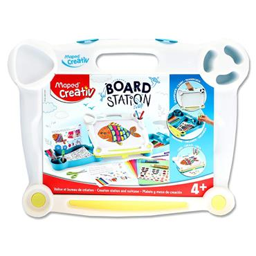 Maped Creativ Board Station - Drawing Station Suitcase