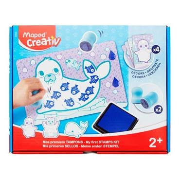 MAPED CREATIV EARLY AGE - STAMPS