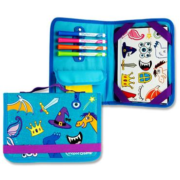 Maped Creativ Travel Board - Magnetic & Erasable Creations