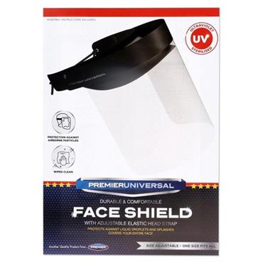 PREMIER UNIVERSAL FACE SHIELD