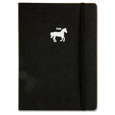 Robert Frederick A5 Flexi Journal With Elastic - Dark Horse