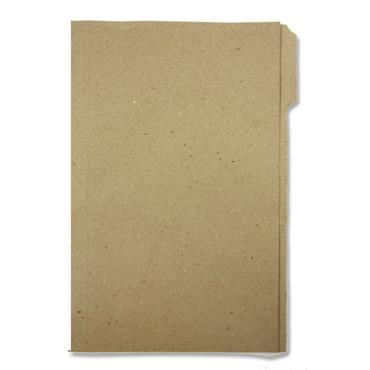 Foolscap Buff Folders