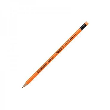 LYRA NEON HB RUBBER TIPPED PENCILS CDU