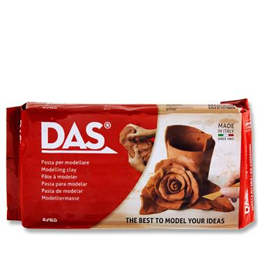Das 1kg Terracotta Air Hardening Modelling Clay