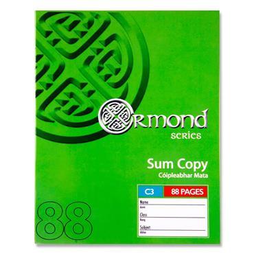ORMOND PKT.5 88pg C3 SUM COPIES