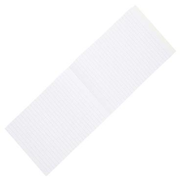BROOKLAND BOND A5 WRITING PAD 100 SHEETS - WHITE RULED