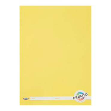 PREMTO A4 120pg MANUSCRIPT BOOK - SUNSHINE